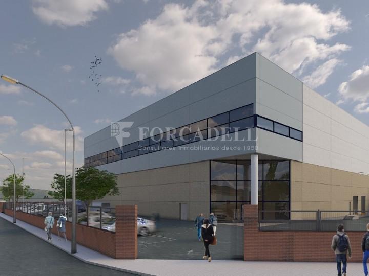 Nau logística en lloguer de 3.945 m² - Santa Perpètua de Mogoda, Barcelona 11