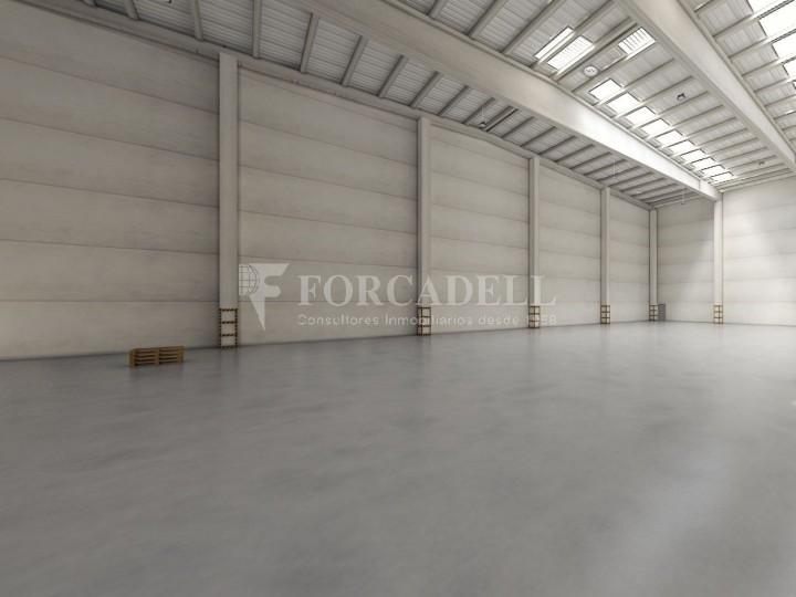 Nau logística en lloguer de 3.945 m² - Santa Perpètua de Mogoda, Barcelona 14