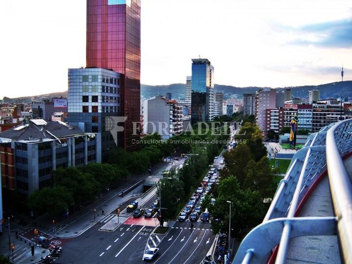 Oficina en lloguer situada al carrer Tarragona, Barcelona. #12