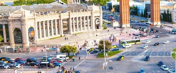 Oficina en lloguer situada al carrer Tarragona, Barcelona. #14