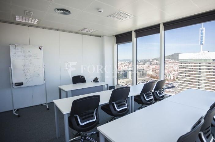 Oficina en lloguer situada al carrer Tarragona, Barcelona. #7