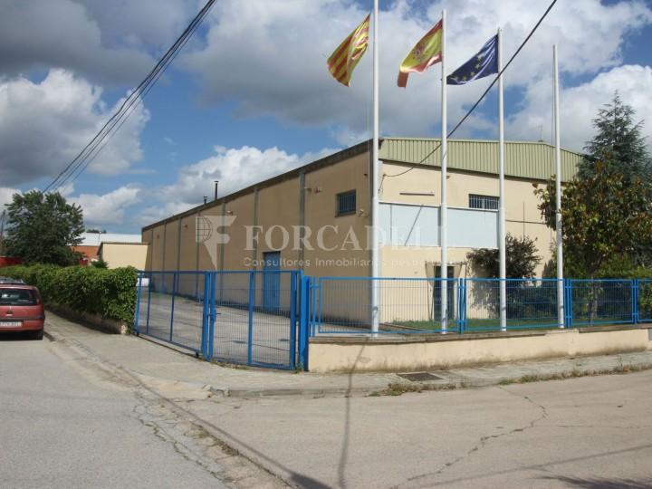 Nau industrial en lloguer de 2.297 m² - la Garriga, Barcelona. #1