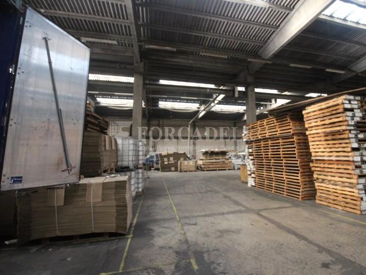 Nau industrial en lloguer de 2.297 m² - la Garriga, Barcelona. #10