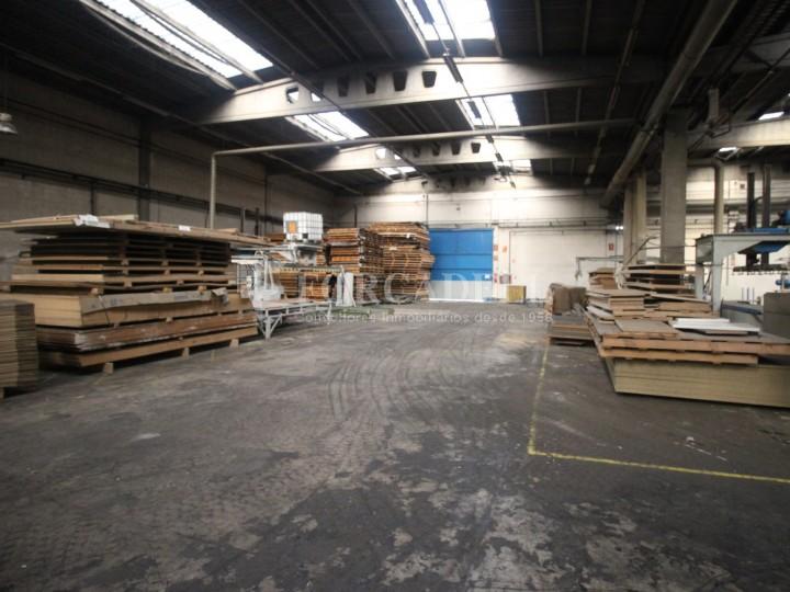 Nau industrial en lloguer de 2.297 m² - la Garriga, Barcelona. #11