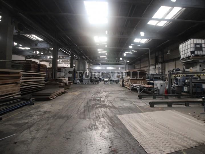 Nau industrial en lloguer de 2.297 m² - la Garriga, Barcelona. #12