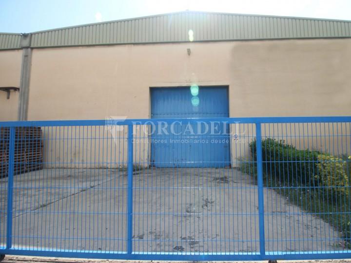 Nau industrial en lloguer de 2.297 m² - la Garriga, Barcelona. #4