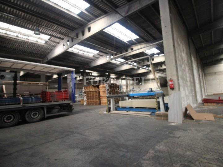Nau industrial en lloguer de 2.297 m² - la Garriga, Barcelona. #7