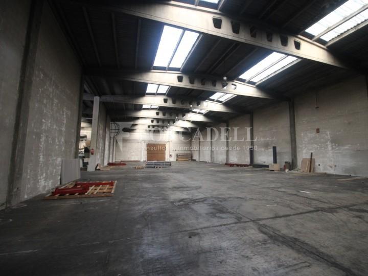 Nau industrial en lloguer de 2.297 m² - la Garriga, Barcelona. #8