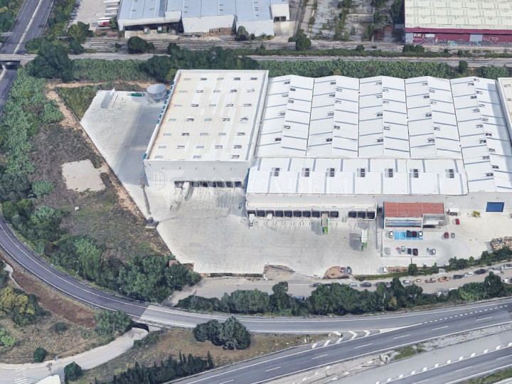 Nave logística en alquiler de  20.395  m² - Parets del Vallès, Barcelona 1