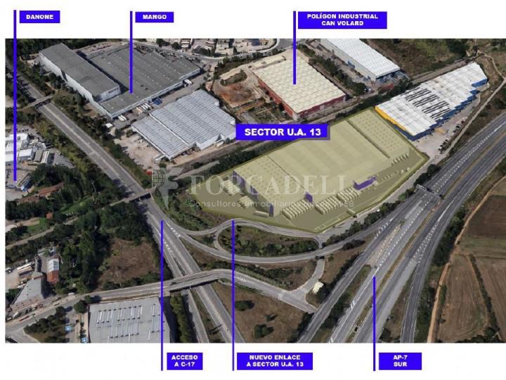 Nave logística en alquiler de  20.395  m² - Parets del Vallès, Barcelona 4