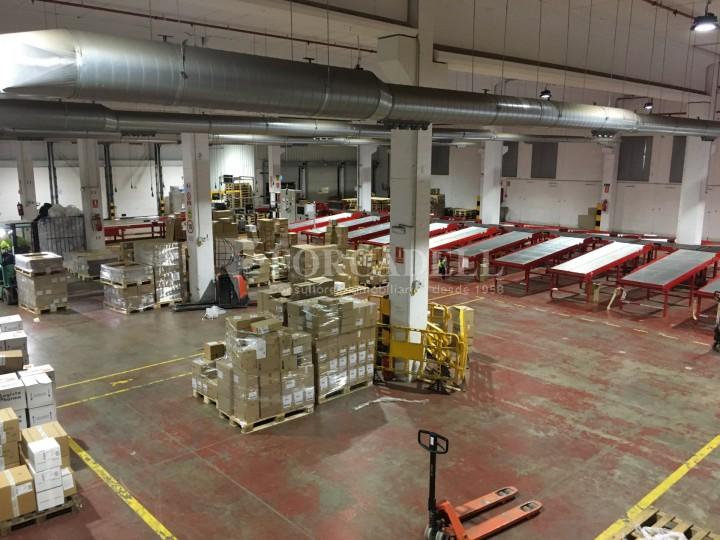 Nau logistica en lloguer de 2.723 m² - Barberà del Vallès, Barcelona #12