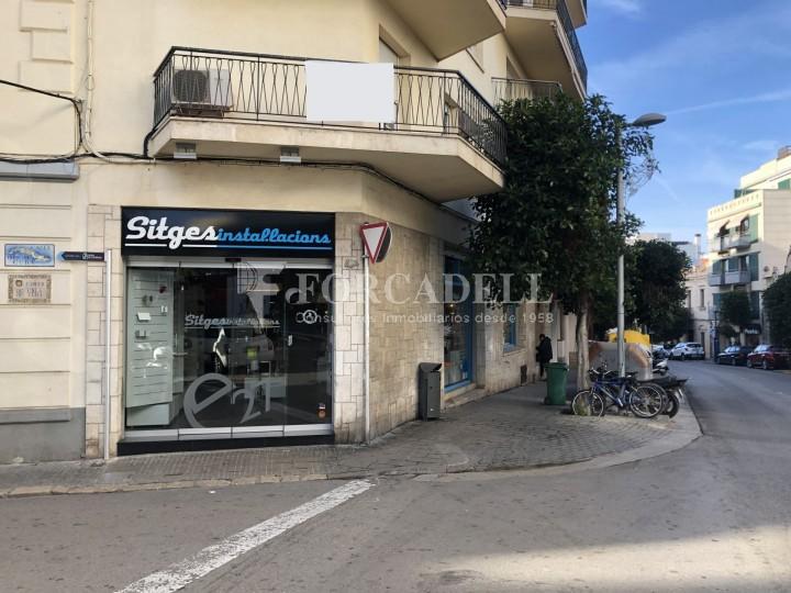 Local en alquiler en el centro de Sitges, Barcelona. #1