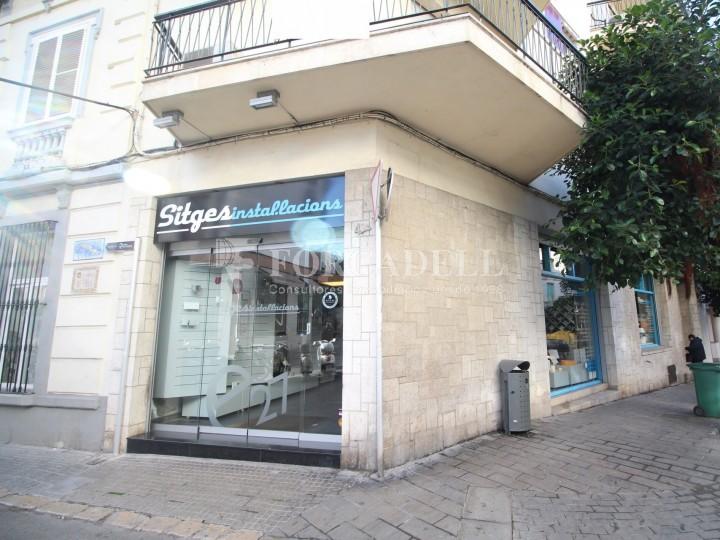 Local en alquiler en el centro de Sitges, Barcelona. #9