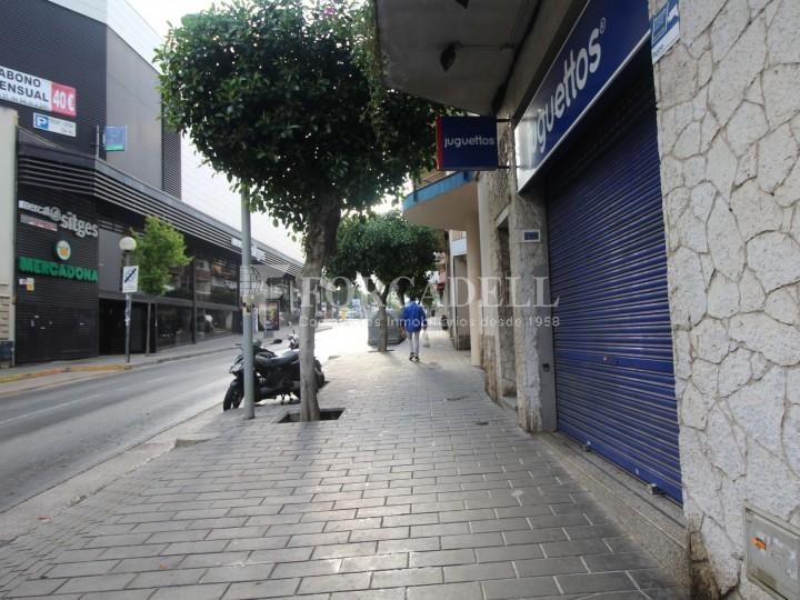 Local en alquiler en el centro de Sitges, Barcelona. #16