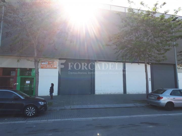 Nau industrial en lloguer de 1.900 m² - Hospitalet de Llobregat, Barcelona #2
