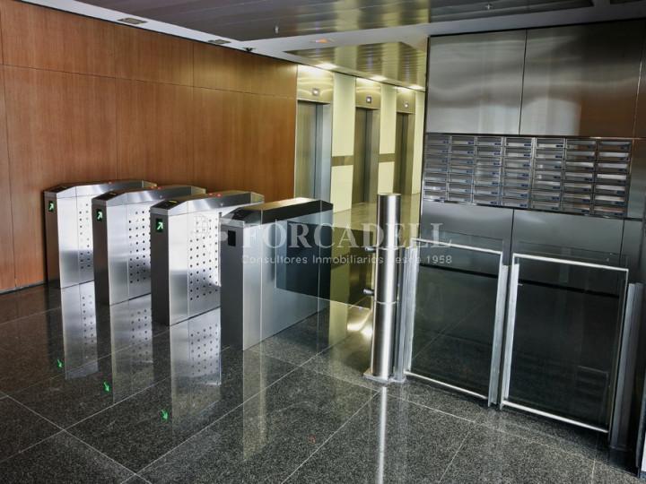 Oficina en alquiler en la Plaza Europa. Hospitalet de Llobregat. 17