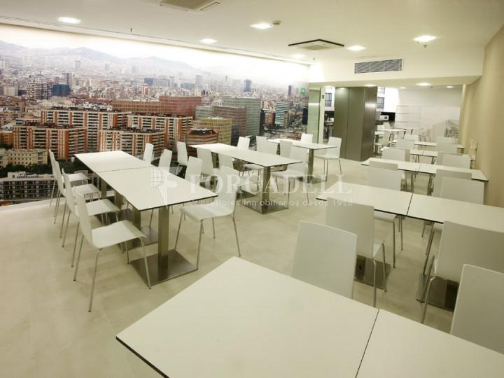 Oficina en alquiler en la Plaza Europa. Hospitalet de Llobregat. 18