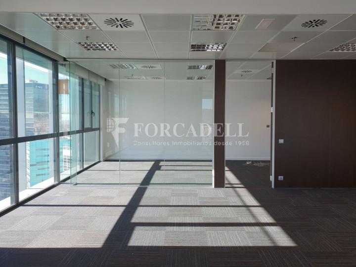 Oficina en alquiler en la Plaza Europa. Hospitalet de Llobregat. 4