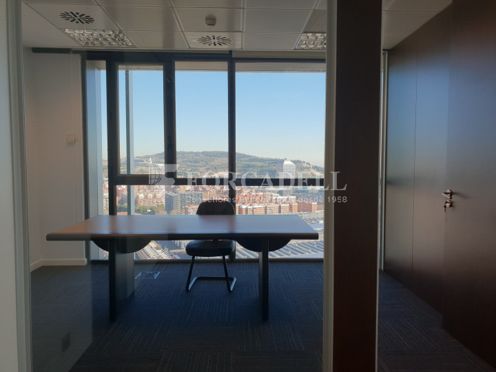 Oficina en alquiler en la Plaza Europa. Hospitalet de Llobregat. 6