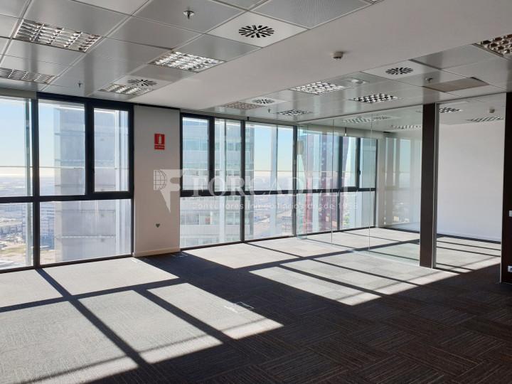 Oficina en alquiler en la Plaza Europa. Hospitalet de Llobregat. 8