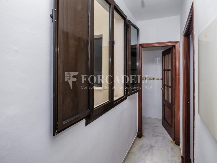 Habitatge en lloguer d' una habitació a Sevilla.