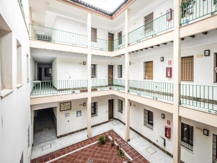Habitatge en lloguer d' una habitació a Sevilla. 16