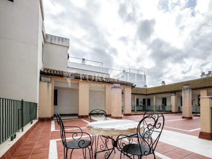 Habitatge en lloguer d' una habitació a Sevilla. 17
