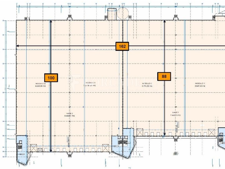 Nau logística en lloguer de 14.743 m² - Santa Perpètua de Mogoda, Barcelona 8