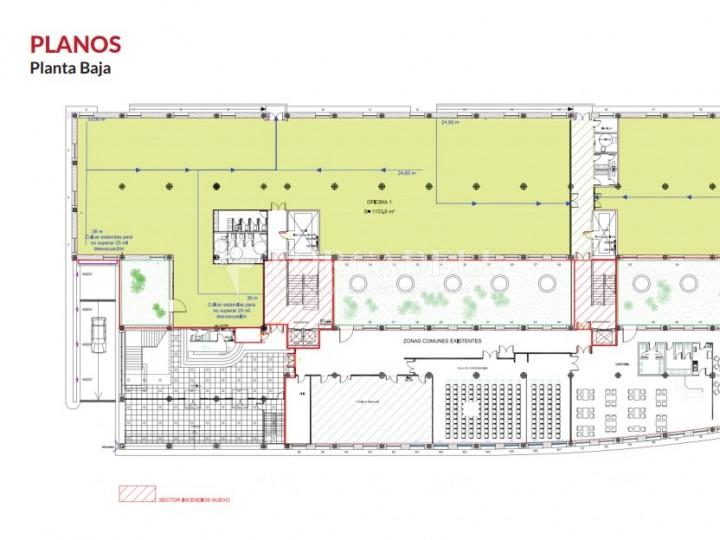 Superfície en lloguer en edifici singular al Prat de Llobregat. (Barcelona) #9