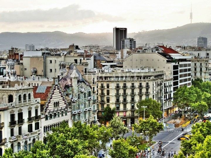 Oficina disponible en lloguer situada a la Rambla. Barcelona. #10