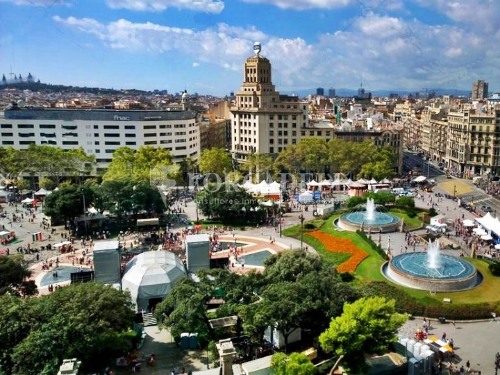 Oficina disponible en lloguer situada a la Rambla. Barcelona. #5