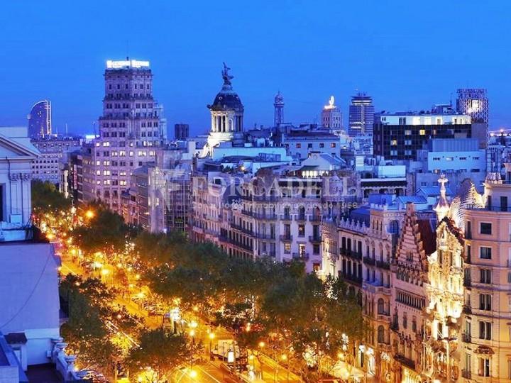Oficina disponible en lloguer situada a la Rambla. Barcelona. #6