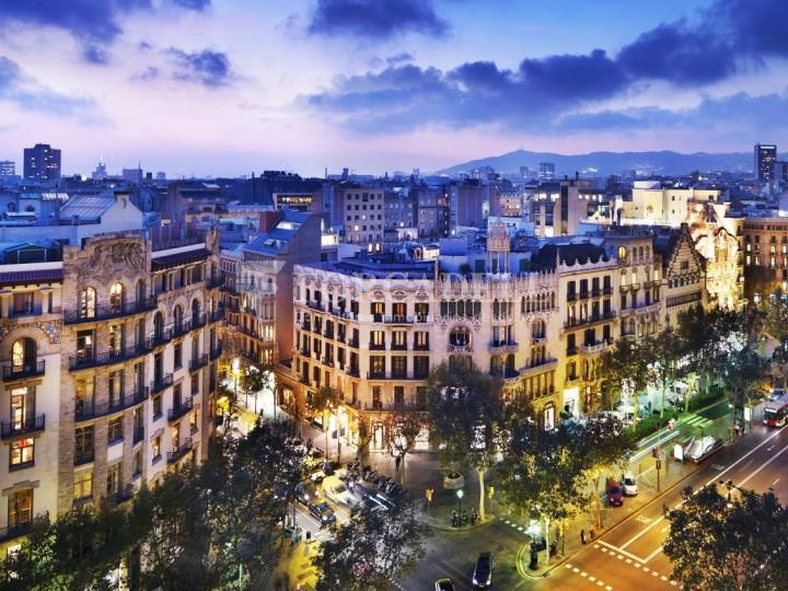 Oficina disponible en lloguer situada a la Rambla. Barcelona. #7