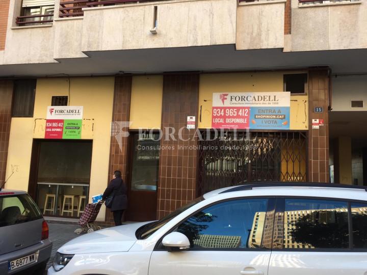 Local en venda davant de la Ciutat de la Justícia. L'Hospitalet Llobregat. #1