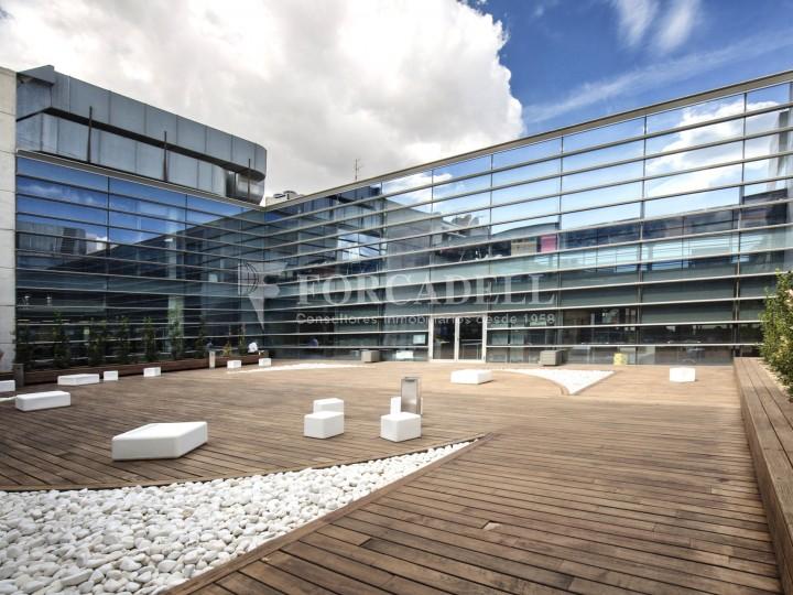 Oficina en lloguer, situada a Esplugues de Llobregat. Barcelona. 17