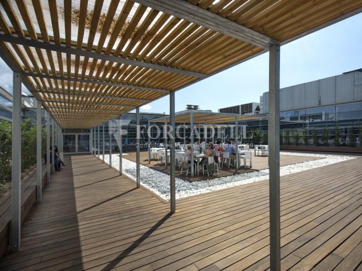 Oficina en lloguer, situada a Esplugues de Llobregat. Barcelona. 21