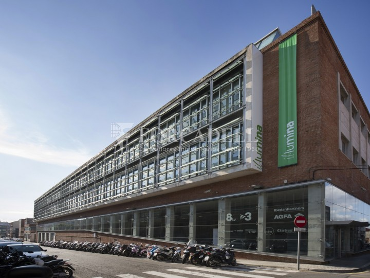 Oficina en lloguer, situada a Esplugues de Llobregat. Barcelona. 3