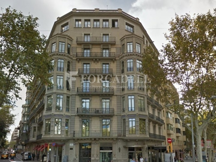 Oficina rehabilitada al Pg. de Gràcia. Zona Prime. #1