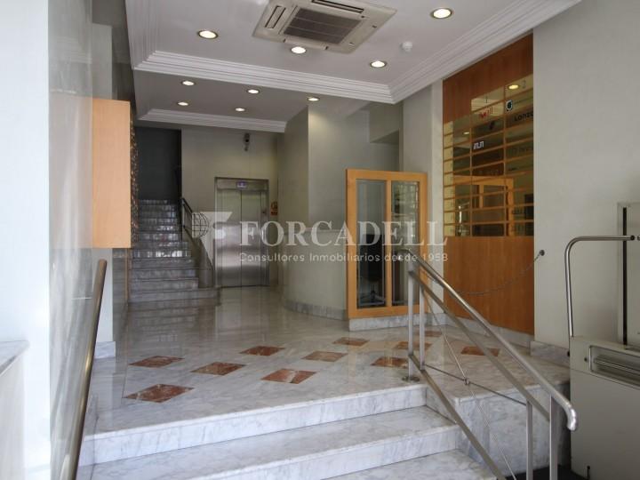 Oficina rehabilitada al Pg. de Gràcia. Zona Prime. #3