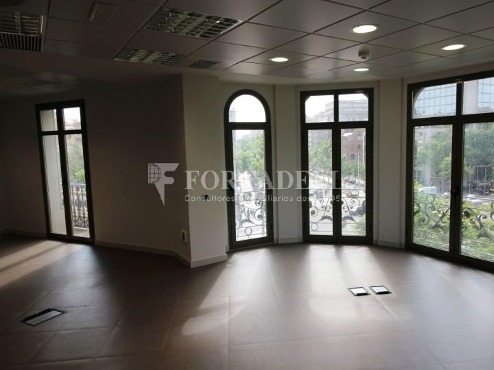 Oficina rehabilitada al Pg. de Gràcia. Zona Prime. #6