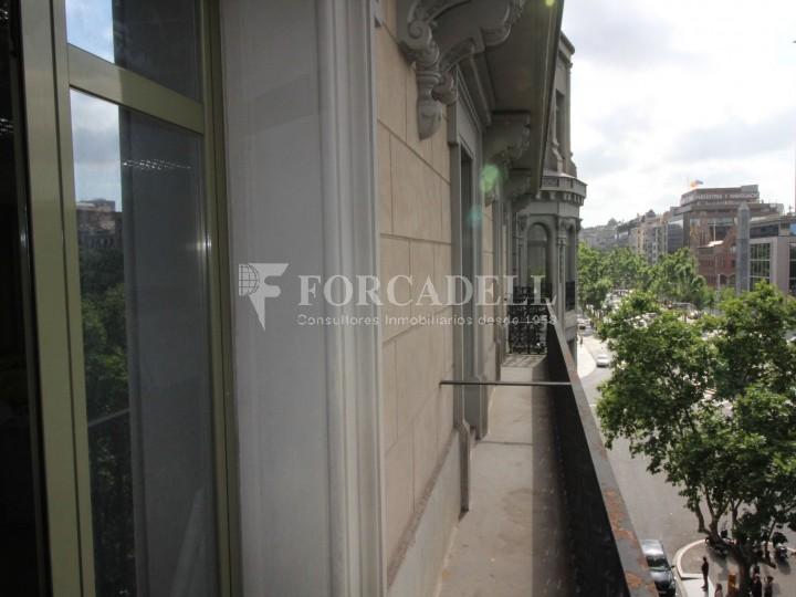 Oficina rehabilitada al Pg. de Gràcia. Zona Prime. #7