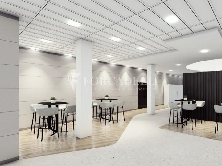 Oficina en lloguer a l'edifici Muntadas I. El Prat de Llobregat. 8
