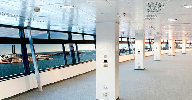 Oficina en lloguer al World Trade Center. Barcelona. 13