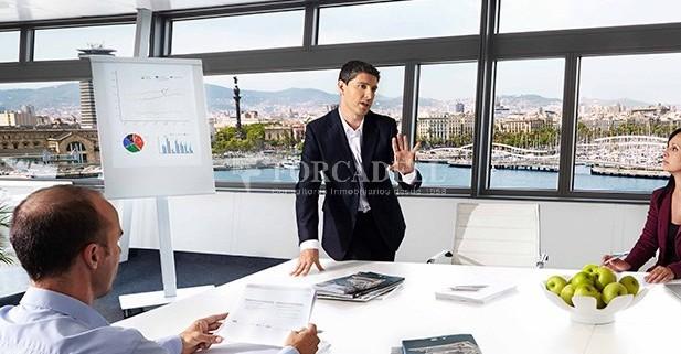 Oficina en lloguer al World Trade Center. Barcelona. 20