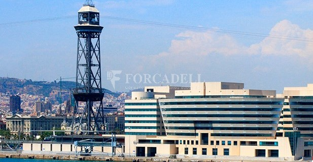 Oficina en lloguer al World Trade Center. Barcelona. 28