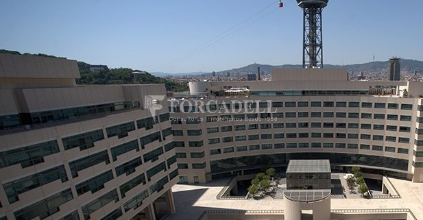 Oficina en lloguer al World Trade Center. Barcelona. 29