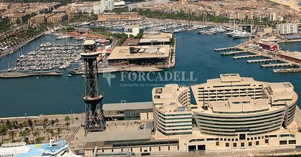 Oficina en lloguer al World Trade Center. Barcelona. 4
