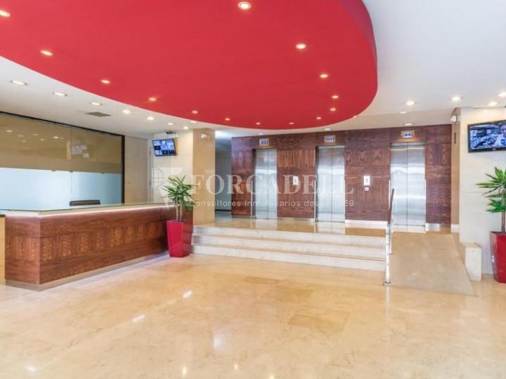 Oficina en lloguer a l'edifici d'oficines Conata II. Sant Joan Despí. 3