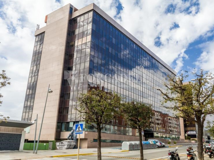 Oficina en lloguer a l'edifici d'oficines Conata II. Sant Joan Despí. 2