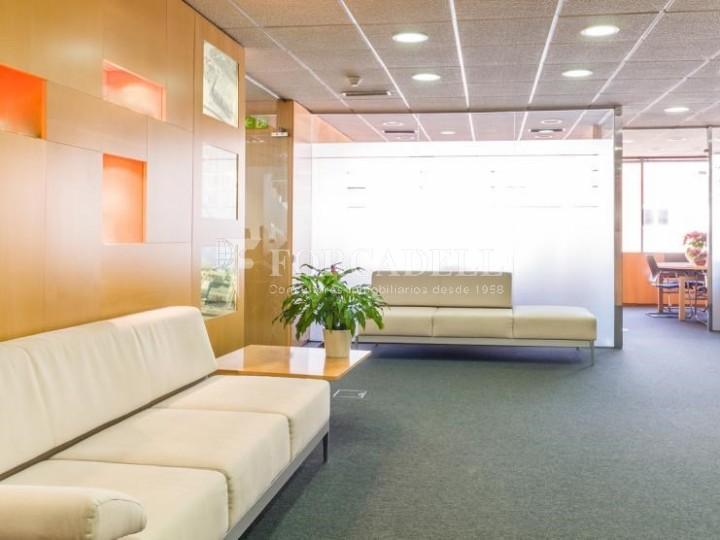 Oficina en lloguer a l'edifici d'oficines Conata II. Sant Joan Despí. #9